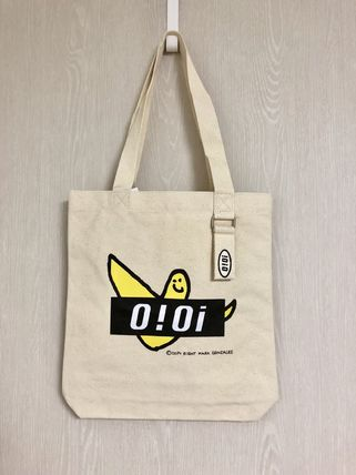 Unisex Canvas Street Style Totes