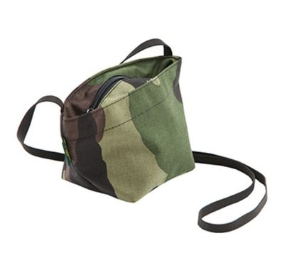 Camouflage Casual Style Crossbody Shoulder Bags
