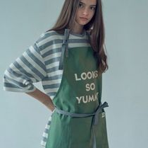 the spring home Aprons