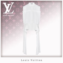 Louis Vuitton Silk Sleeveless Tanks & Camisoles