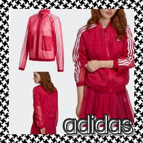 adidas Stripes Plain Jackets