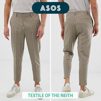 ASOS Tapered Pants Stripes Tapered Pants