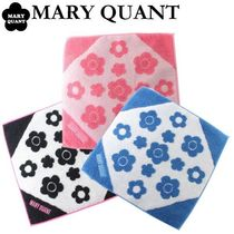 MARY QUANT Cotton Handkerchief