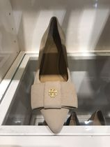 Tory Burch Pin Heels Elegant Style Pointed Toe Pumps & Mules