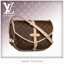 Louis Vuitton MONOGRAM Monogram Unisex Canvas Shoulder Bags