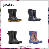 Joules Clothing Flower Patterns Other Animal Patterns Rain Boots Boots