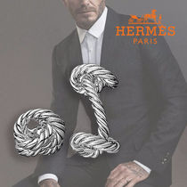 HERMES Cufflinks Accessories
