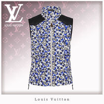 Louis Vuitton Monogram Elegant Style Vests