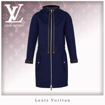 Louis Vuitton Monogram Wool Long Sleeves Hoodies & Sweatshirts