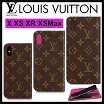 Louis Vuitton MONOGRAM Monogram Unisex Smart Phone Cases