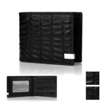 Other Animal Patterns Leather Folding Wallets
