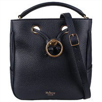 Mulberry Bayswater Crossbody Logo Totes