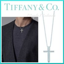 Tiffany & Co Unisex Chain Plain Silver Necklaces & Chokers