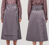 COS Casual Style Plain Skirts