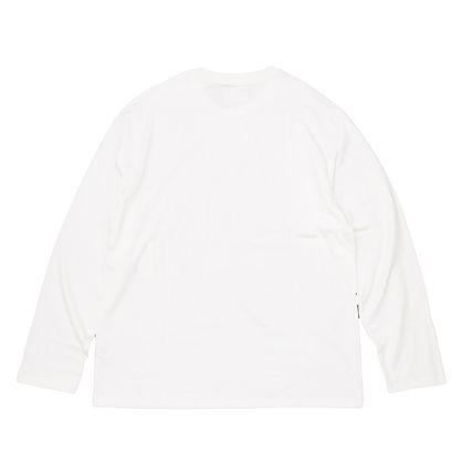 FEAR OF GOD Long Sleeve Crew Neck Street Style Long Sleeves Cotton Oversized 16