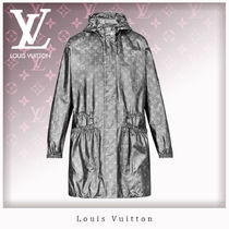 Louis Vuitton Monogram Unisex Long Sleeves Hoodies & Sweatshirts