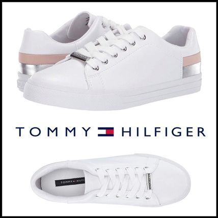 b81014f7 Tommy Hilfiger Low-Top Sneakers by THIRTEEN - BUYMA