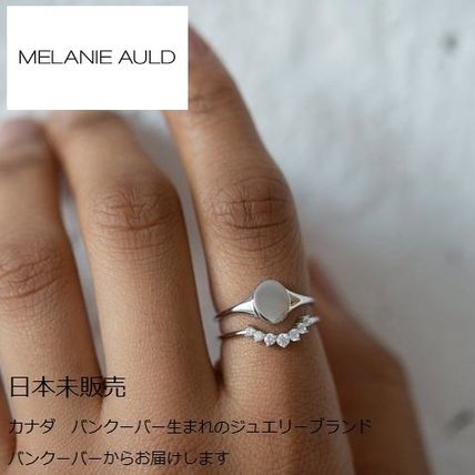 Costume Jewelry Silver 14K Gold Elegant Style Rings