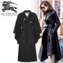 Burberry Street Style Oversized Trench Coats