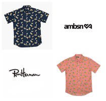Ron Herman Tropical Patterns Other Animal Patterns Cotton Short Sleeves