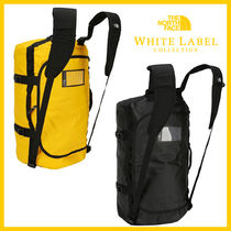 THE NORTH FACE Unisex Street Style 2WAY Plain Backpacks