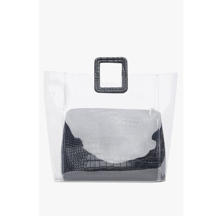 Bag in Bag Other Animal Patterns Crystal Clear Bags