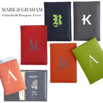 marc AND graham Plain Leather Accessories