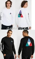 HUF Crew Neck Street Style Long Sleeves Cotton