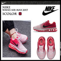 Nike AIR MAX Unisex Street Style Low-Top Sneakers