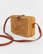 Chi Chi London Straw Bags