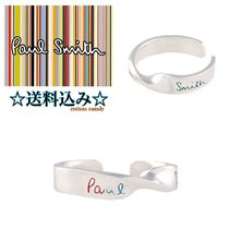 Paul Smith Unisex Rings