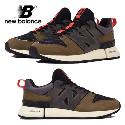 New Balance 2019 Ss Unisex Street Style Low Top Sneakers Msrc2rb