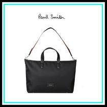 Paul Smith Casual Style Blended Fabrics Home Party Ideas Totes