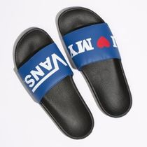 VANS Camouflage Street Style Shower Shoes Shower Sandals