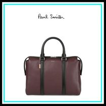 Paul Smith Casual Style Blended Fabrics Leather Home Party Ideas