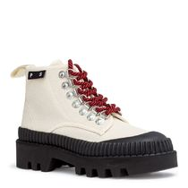 Proenza Schouler Mountain Boots Round Toe Rubber Sole Outdoor Boots