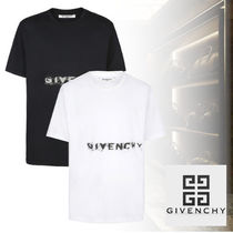 GIVENCHY GIVENCHY VINTAGE EMBROIDERY SLIM FIT T-SHIRT