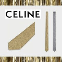 CELINE Plain Ties