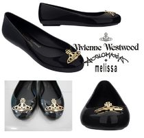 Vivienne Westwood Collaboration PVC Clothing Ballet Shoes