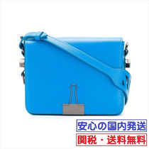 Off-White Street Style Shoulder Bags