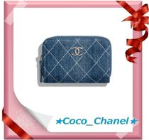 CHANEL ICON Coin Purses
