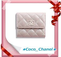 CHANEL MATELASSE Small Wallet Folding Wallets