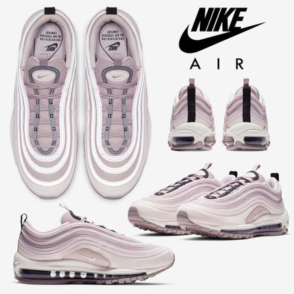 Nike AIR MAX 97 2019 SS Casual Style Unisex Street Style Plain Low Top Sneakers (921733 602)