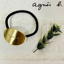 Agnes b Casual Style Street Style Hair Accessories