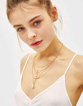 Casual Style Necklaces & Pendants