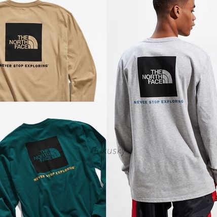 THE NORTH FACE Long Sleeve Crew Neck Long Sleeves Long Sleeve T-Shirts