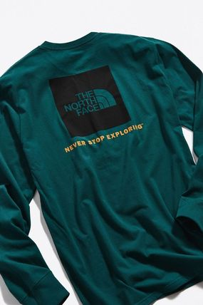 THE NORTH FACE Long Sleeve Crew Neck Long Sleeves Long Sleeve T-Shirts 10