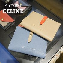 CELINE Strap Passport Cases