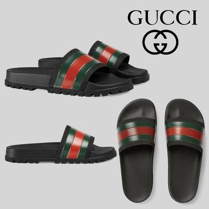 61ffbc097 GUCCI 2019 SS Stripes Sport Sandals Sports Sandals by momochani - BUYMA