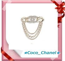 CHANEL ICON Unisex Chain Party Style Accessories